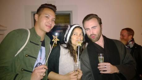 Angelina, Boris & I (Sisters Opening)