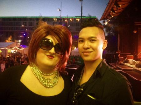 Lola Lush and Me @ CSD Zurich 2013
