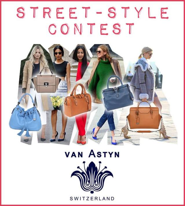 van Astyn Streetstyle Contest