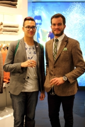 LondonJames meet Ralph Widmer from Gentlemen's FashionBlog