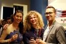 LondonJames meet Mira (prFact) und Sabrina Pesenti (Blonderblog)