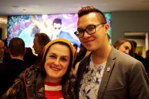 LondonJames meet Grazia Covre