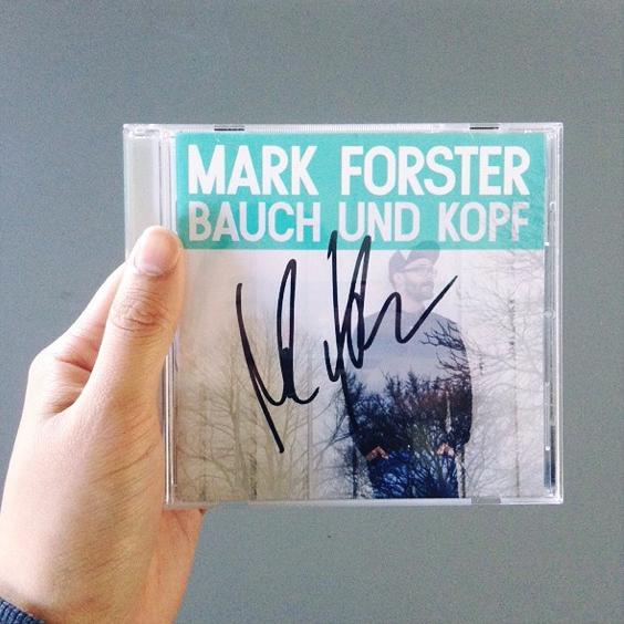 cd _ mark forster