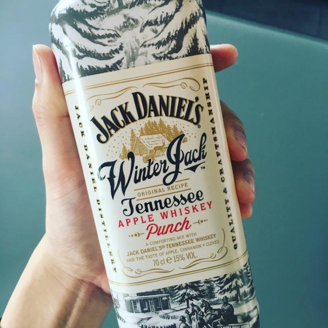 winter jack, jack daniels