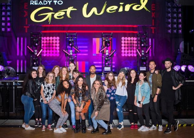Little Mix Meet & Greet Zurich